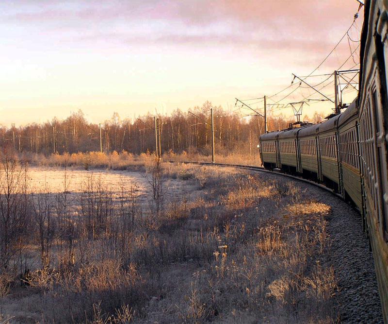Train in.... by zimaz