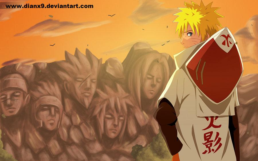 deviantART: More Like 6th hokage:Naruto with Hinata by ~melviso