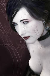 Geisha by celtic-ronin
