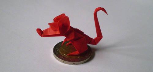 Josel's Rat-Quite a Miniature by Nocciola