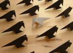 Crow files - 4 by Nocciola
