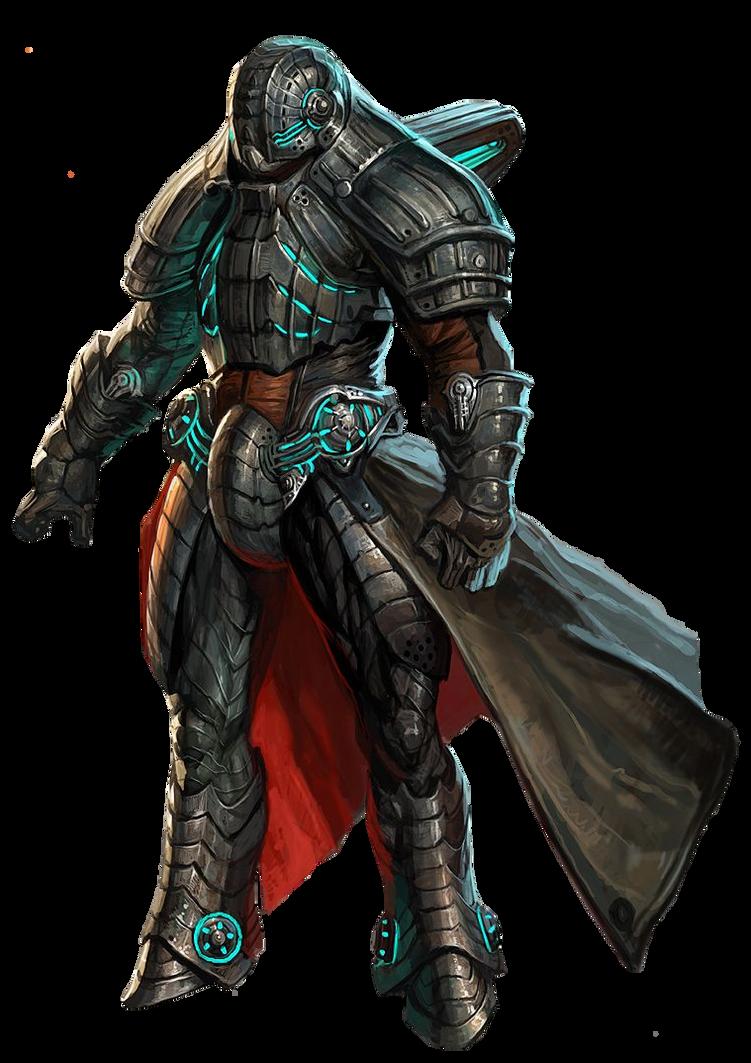 Huxley concept armor by MGSmaster101