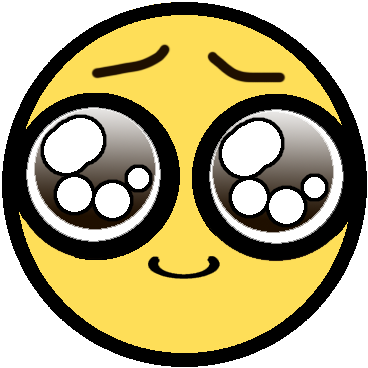 Sad Puppy Dog Eyes Emoticon