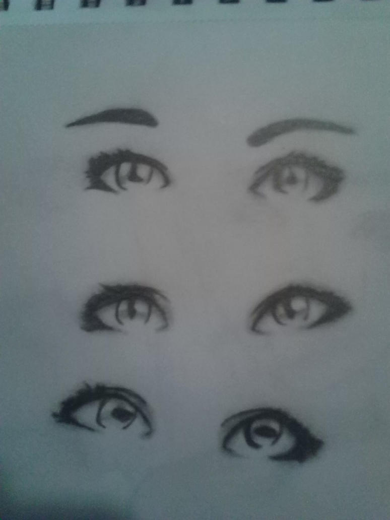 More eyes by kikistone