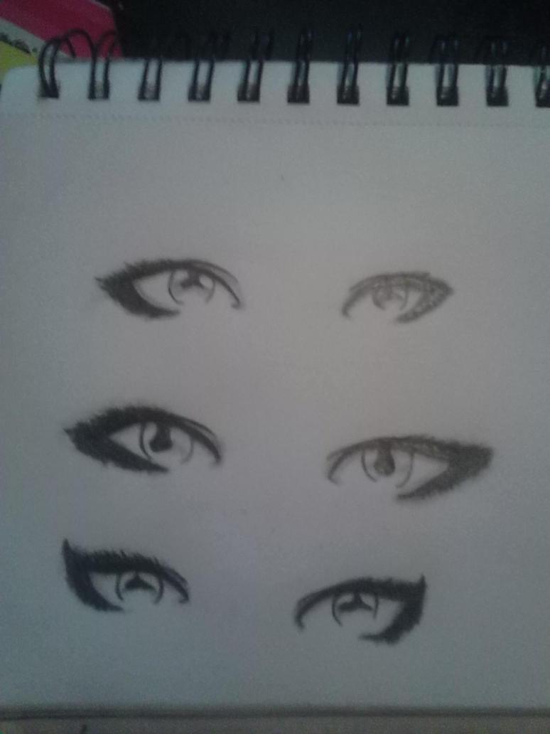 Even more eyes by kikistone