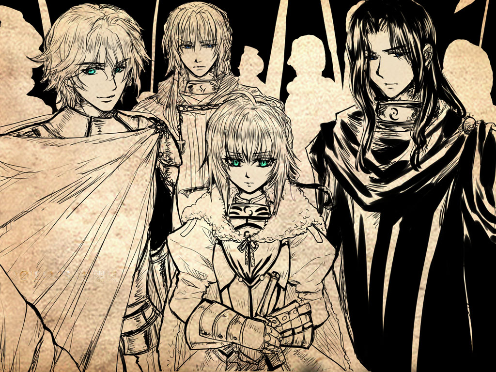 Knights Of Round Table Watch Knights Of The Round Table By Steelgarden On Deviantart