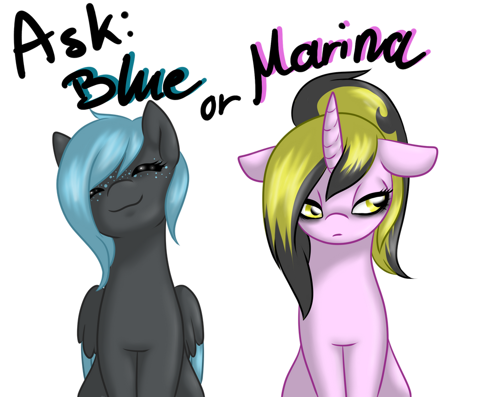 Ask Blue or Marina by katze-des-grauens