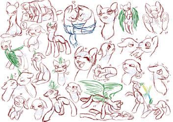 Pony Study 7