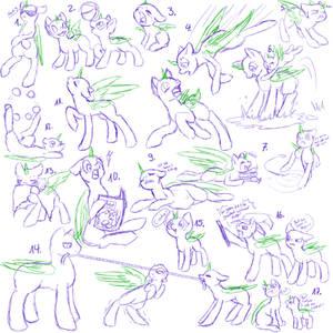 Pony Study 8