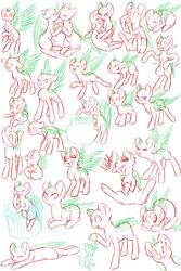 Pony Study 10