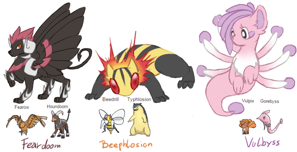 anime character fusion generator pokemon fusion auctions closed by