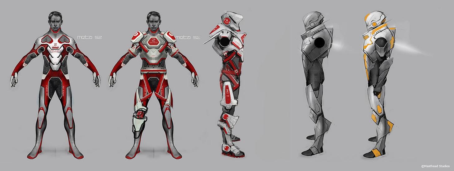 Mentalist armor by wi-flip-ff