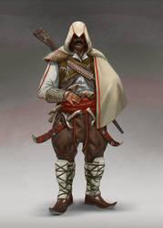 Bulgarian Assassin by wi-flip-ff