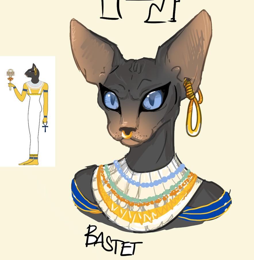 Bastet by MsRaggaMuffin