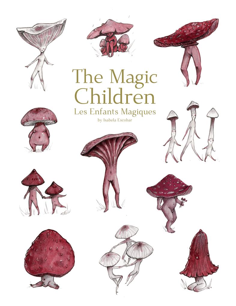 Les Enfants Magiques by MsRaggaMuffin