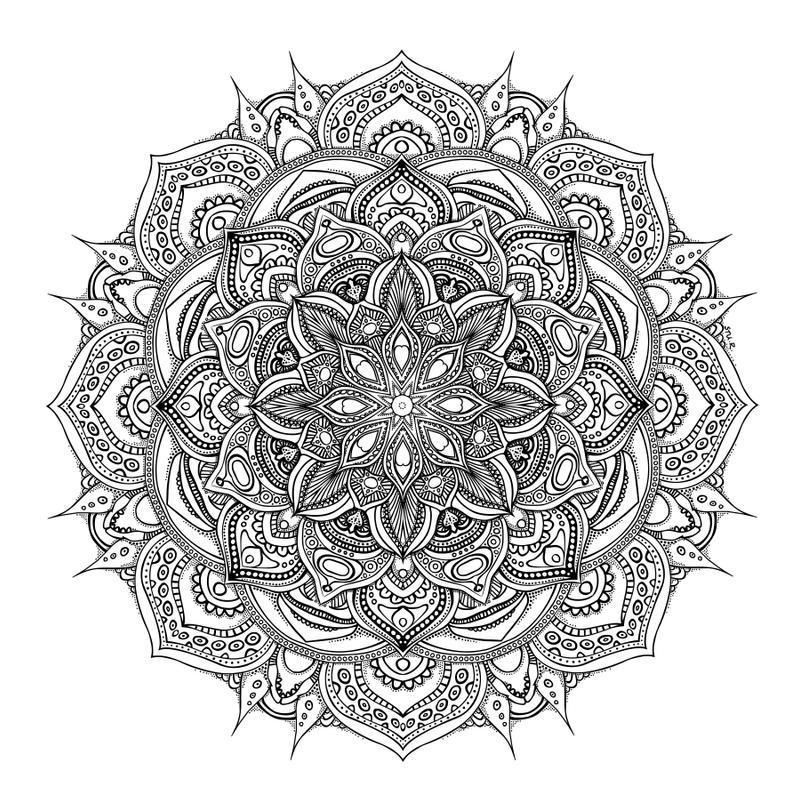 Mandala04 by sturoyce