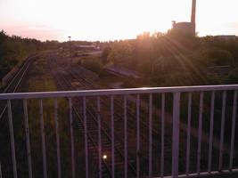 sunset 3 by munikiki