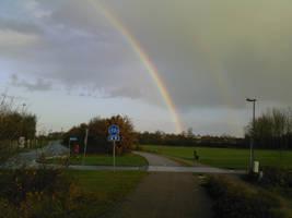 rainbow x 2 by munikiki