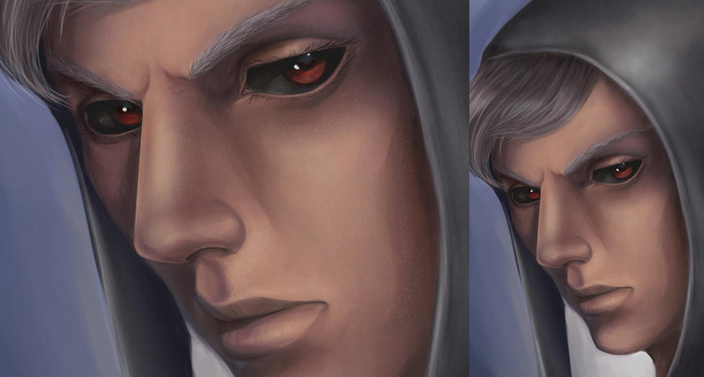 Risotto Semi-Realistic by ShadowxSiegfried