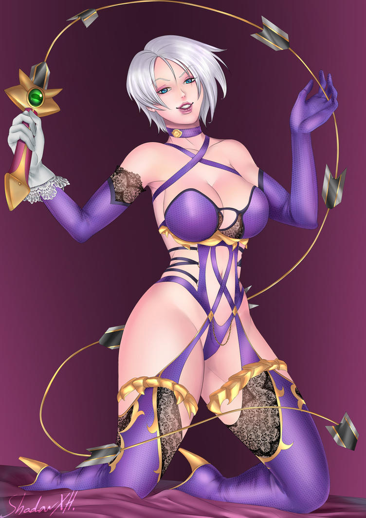 Ivy Valentine on GUMROAD by ShadowxSiegfried