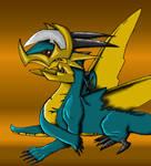 Hex Dragon by Zephyrsword