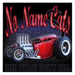 No Name Cats CD cover by RedHotTiki