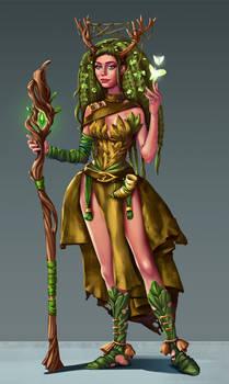 Druidess