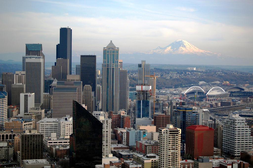 Seattle View by jesseboy000