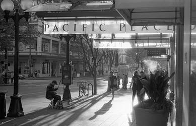 A Pacific Place (Leica 124)
