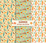 3-painted-beach-holiday-items-seamless-background-