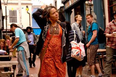 Brighton Catwalk by Alomie