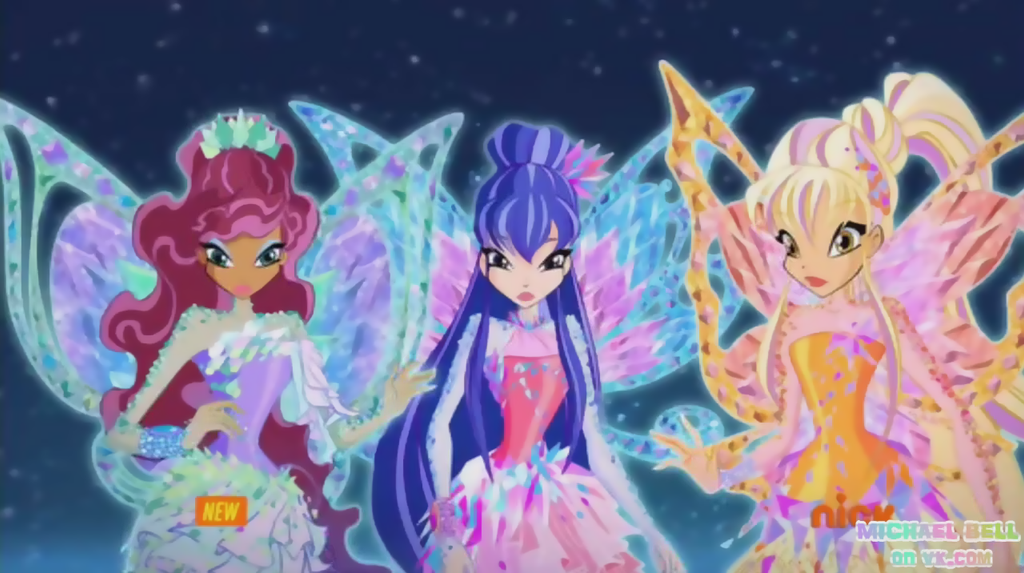 Winx Club - Season 7, Episode 14 - Tynix Transform by Folla00