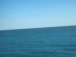 Lake Michigan by RhoswenFaerie