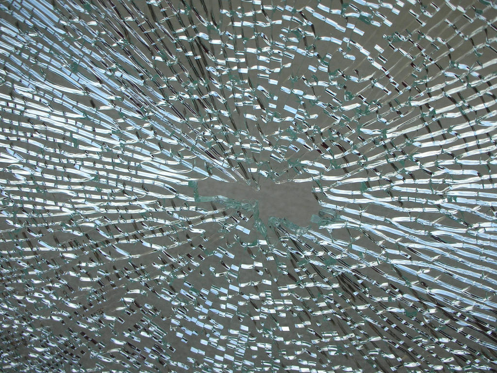 Shattered Glass Texture 3 by RhoswenFaerie