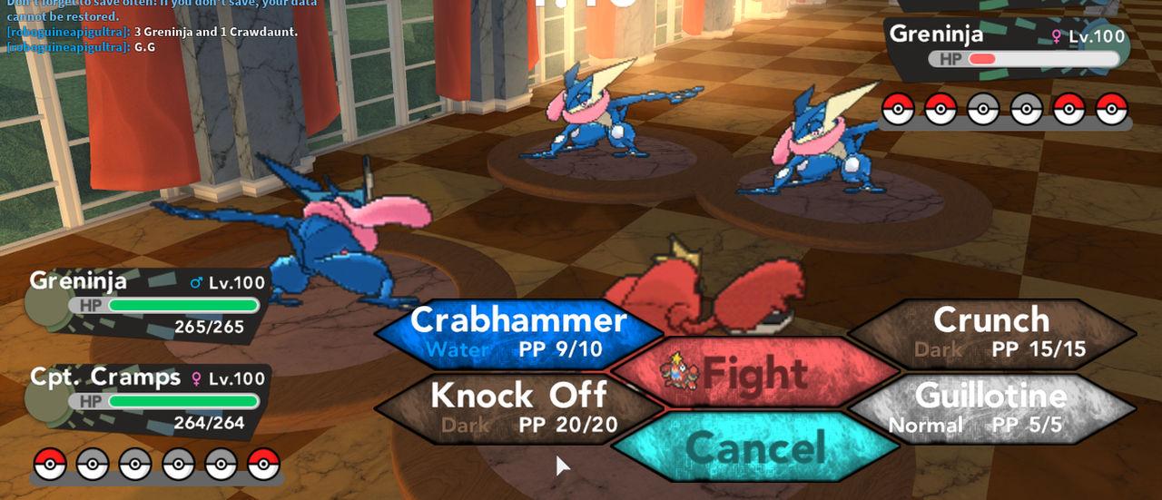 Pokemon Brick Bronze In A Nutshell By Roboguineapigultra On