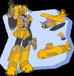 Transformers OC: Stormsurge