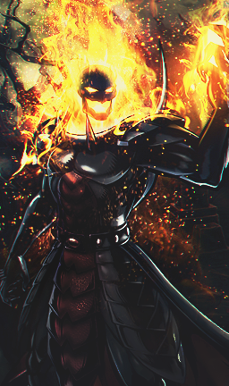 Dormammu Vertical Tag by DanNask