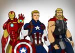 Avengers Trinity