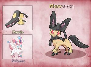 Poke Fusion - Mawveon
