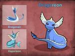 Poke Fusion - Dragoreon