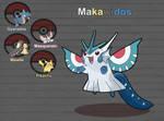 Poke Fusion - Makawidos