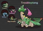 Poke Fusion - Troubleptang