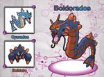 Poke Fusion - Boldarados