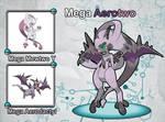 Poke Fusion - Mega Aerotwo