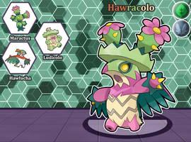 Poke Fusion - Hawracolo
