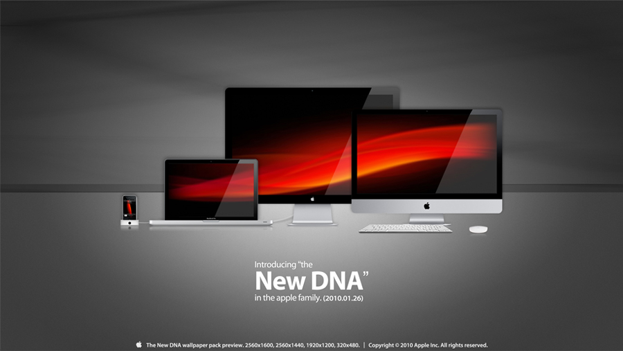 "Introducing ""the New DNA""... by 1122pm"