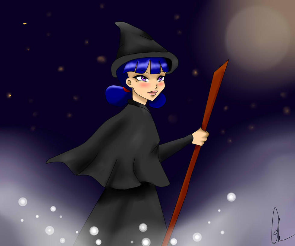 Musa is the witch. by Chyche