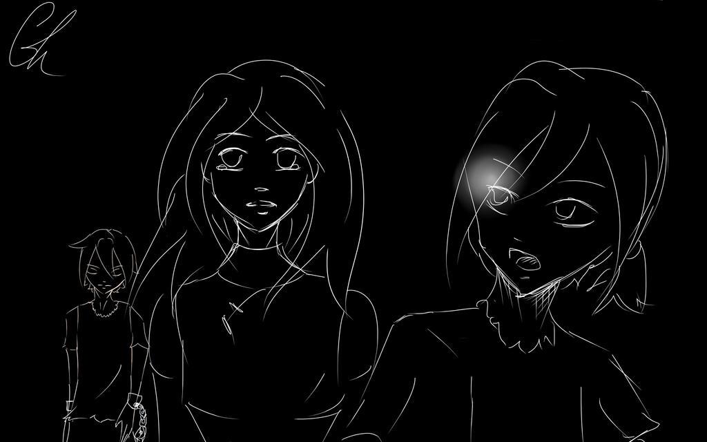 Kagamine - Story of Evil-Re_birthday by Chyche