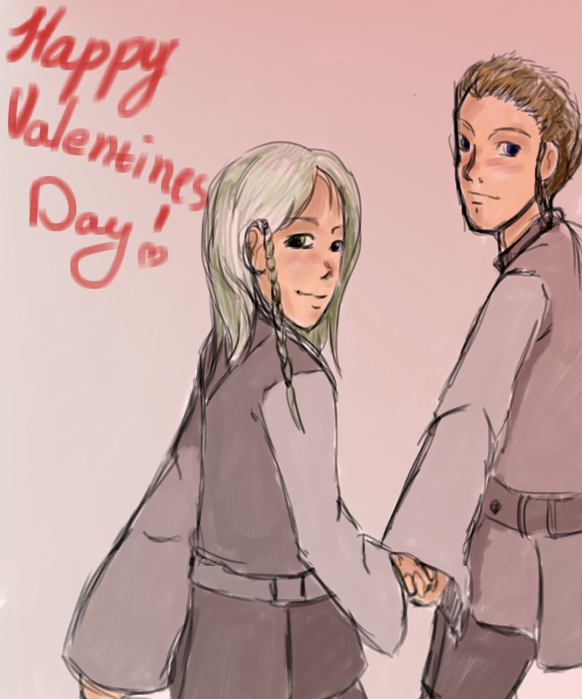 Happy Valentines Day! by Chyche