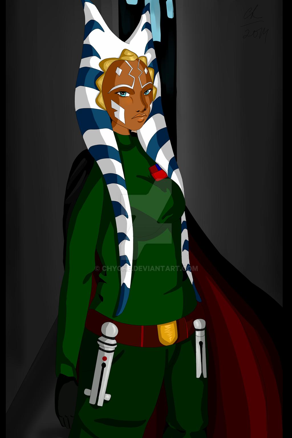 Inkvizitor Ahsoka by Chyche
